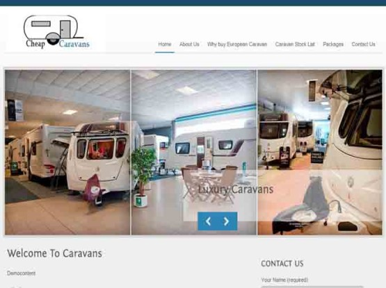 Goldcoast Caravans