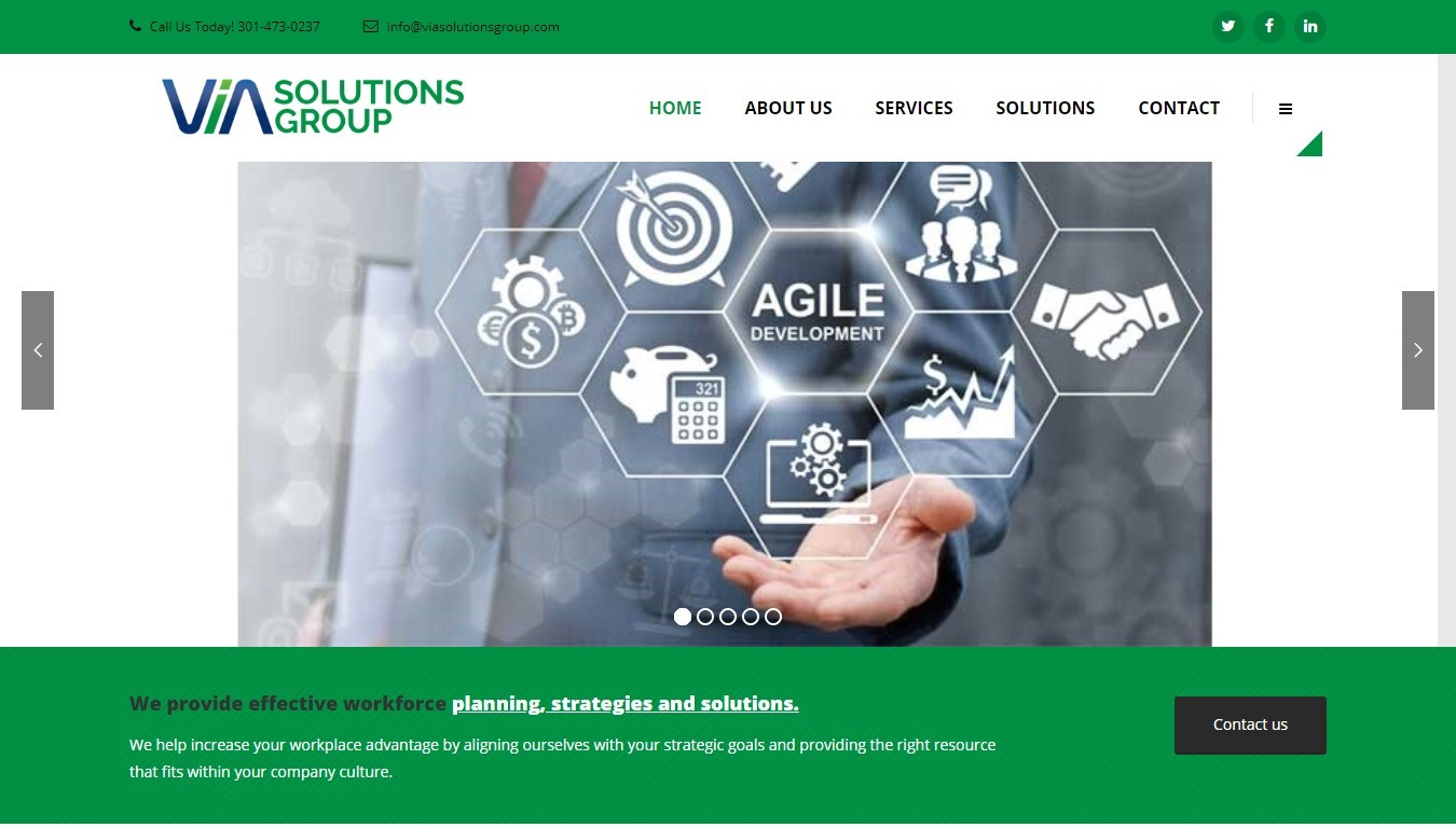 Viasolutions group